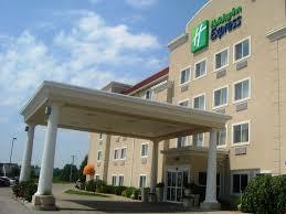 Comfort Inn Evansville In Holiday Inn Express Evansville West Hotel By Ihg