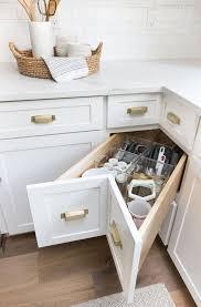 best kitchen cabinet storage ideas 24 amazing corner cabinet storage ideas for the best