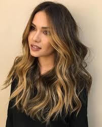 Natural Medium Ash Brown Hair Color Ombre 2017