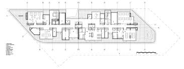 floor plan for daycare gallery of day care and young workers hostel chartier dalix