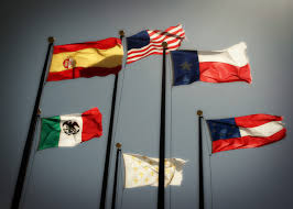 Dallas Tx Six Flags Six Flags Over Texas Removes All Non American Flags From Display