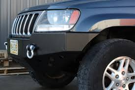 2004 jeep grand cherokee wheels rock hard 4x4 u0026 8482 patriot series front bumper for jeep grand