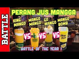 Mango Bomb king mango vs mango bomb vs go mango vs mango mango battle jus