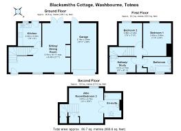 blacksmith shop floor plans 3 bedroom property for sale in blacksmiths cottage washbourne