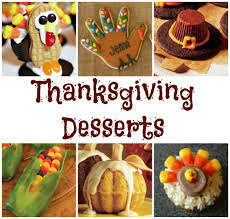 non traditional thanksgiving desserts