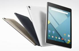 amazon black friday schedule 2014 nexus 9 up for pre order from amazon in both black and white