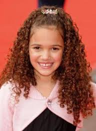 Haircuts For Little Girls Curly Hairstyles For Girls