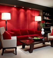 red living room furniture room color and how it affects your mood freshome com bedroom red