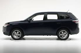 black mitsubishi outlander 2014 mitsubishi outlander reviews and rating motor trend