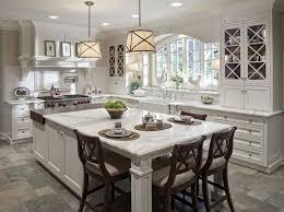 White Kitchen Island With Black Granite Top Kitchen Country Style White Kitchen Island Wooden Top Also Stools