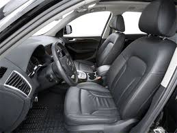 Audi Q5 Inside 2011 Audi Q5 Price Trims Options Specs Photos Reviews