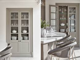 glass kitchen cabinet doors uk the of glass fronted cabinets tom howley