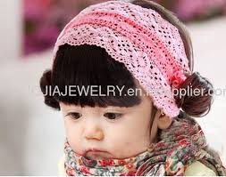 baby hair band headband hair band baby hair accessories baby hair ornament from