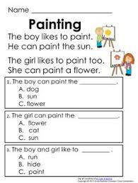 reading comprehension grade 1 worksheets reading worksheets year 1 search