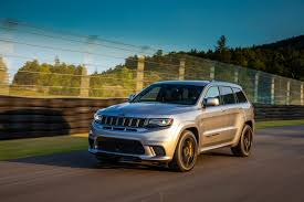 jeep trackhawk back mileti industries 2018 jeep grand cherokee trackhawk first drive