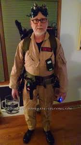Ghostbusters Halloween Costume Coolest Homemade Ghostbuster Costume Project Ghosthead