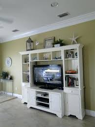home center decor entertainment center decor idea entertainment center ideas and
