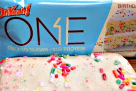 yeah birthday cake protein bar review