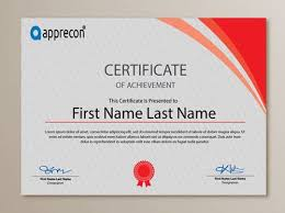 certificate designs free free award certificate templates word