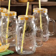 Mug Without Handle by The Pioneer Woman Simple Homemade Goodness Mason Jar With Handle