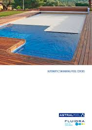 automatic swimming pool covers astralpool pdf catalogues