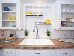 Shelf Above Kitchen Sink by Photo Page Hgtv