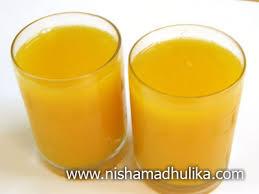 Mango Juice mango juice recipe nishamadhulika