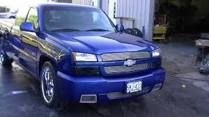 customized chevy trucks custom ss silverado pickup truck by speed and sound stl youtube