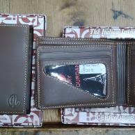 Dompet Cerry Jourdan jual dompet kulit panjang cerry jourdan warna hitam di lapak herman