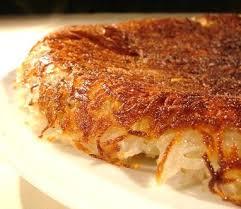 cuisine lyonnaise galette de pommes de terre lyonnaise recettes cuisine française