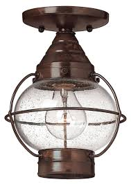 Outdoor Ceiling Lights For Porch by Outdoor Porch Lights Flush Mount Sacharoff Decoration