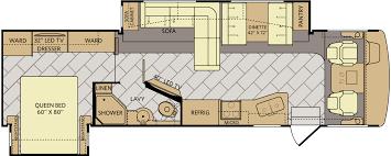 Fleetwood Travel Trailer Floor Plans 2016 Fleetwood Bounder