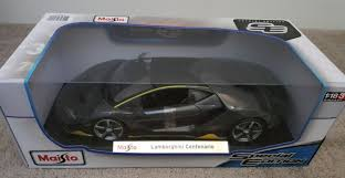 toy lamborghini cool awesome 1 18 maisto lamborghini centenario diecast toy car