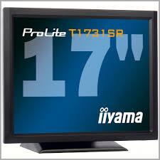 ecran tactile pc bureau pc bureau ecran tactile 1014036 iiyama 17 lcd tactile prolite