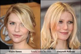 Claire Danes Meme - claire danes totally looks like gwyneth paltrow totally looks like