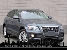 Audi Q5 White - used 2011 audi q5 2 0t premium plus at saugus auto mall