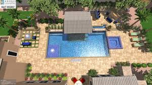Pool Landscape Design by Client Designs Hiatt Phoenix Landscaping Design Pool Idolza