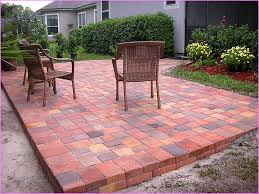 Brick Paver Patio Pictures Photo Of Brick Paver Patio Ideas Brick Patio Paver Designs Home