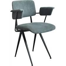 chaise de bureau style industriel chaise de bureau au style industriel grise pays bas 1950