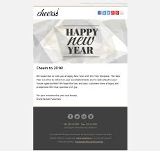 happy new year ecard online card new year email template happy