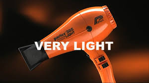 light pink hair dryer new parlux 385 powerlight youtube