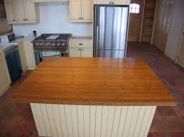 bamboo kitchen island new kitchen style