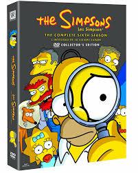 the simpsons amazon com the simpsons season 6 matt groening nancy