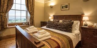 Luxury Holiday Homes Northumberland by Master Bedroom Follions 5