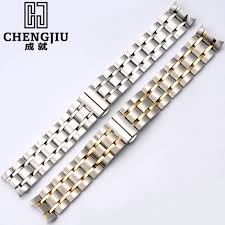 stainless steel bracelet tissot images Stainless steel watchband for tissot 1853 t035627a clock wrist jpg