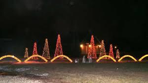 local news principal u0027s christmas decorations light up community