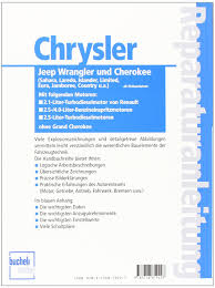 chrysler jeep wrangler serie yj cherokee serie xj
