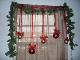 White Curtains With Green Leaves by Living Room Best Indoor Christmas Decorating Ideas Simply Indoor