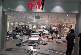 H M H M Stores Being Trashed After Coolest Monkey In The Jungle Row