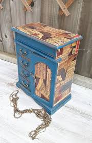 Jewelry Armoire Vintage Jewelry Armoire Large Jewellery Box Vintage Jewellery Box
